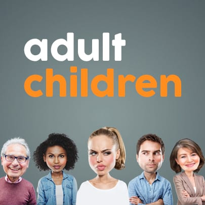 Adult Children - Sermon Series on Family Dysfunction | Creative Pastors