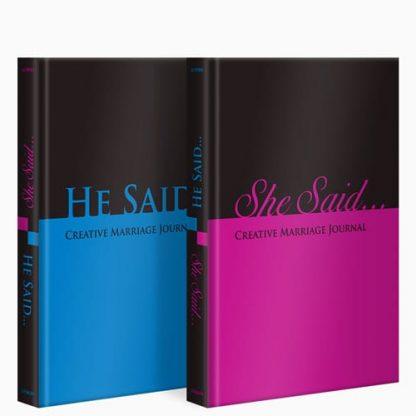He Said / She Said Journal