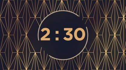 New Year's: Countdown