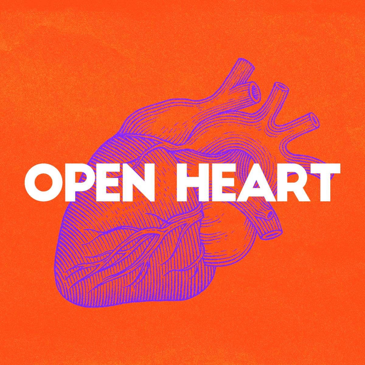 Open Heart Sermon Series on The Heart