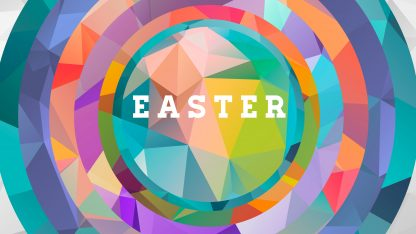 Easter 2015: Series Graphic