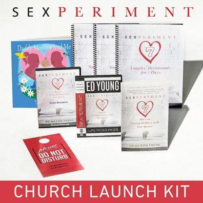 Sexperiment Launch Kit