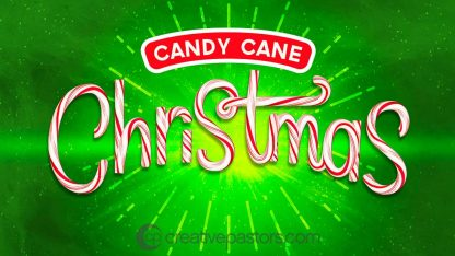 Candy Cane Christmas: Series Graphic