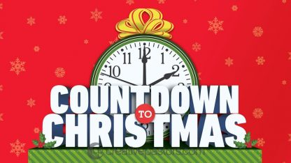 Countdown to Christmas: Series Graphic