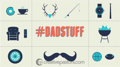 Dad Stuff: Series Graphic