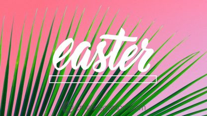 Easter 2016: Series Graphic