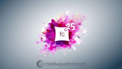 FC 25th Anniversary: Series Graphic
