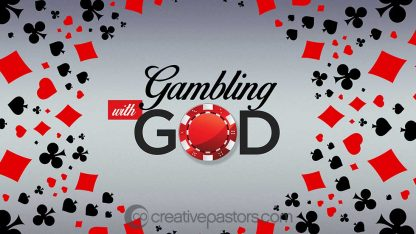 Gambling With God: Series Graphic