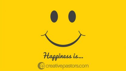Happiness Is...: Series Graphic