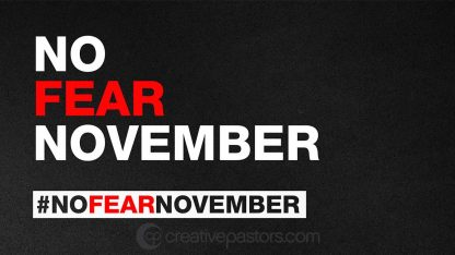 No Fear November: Series Graphic