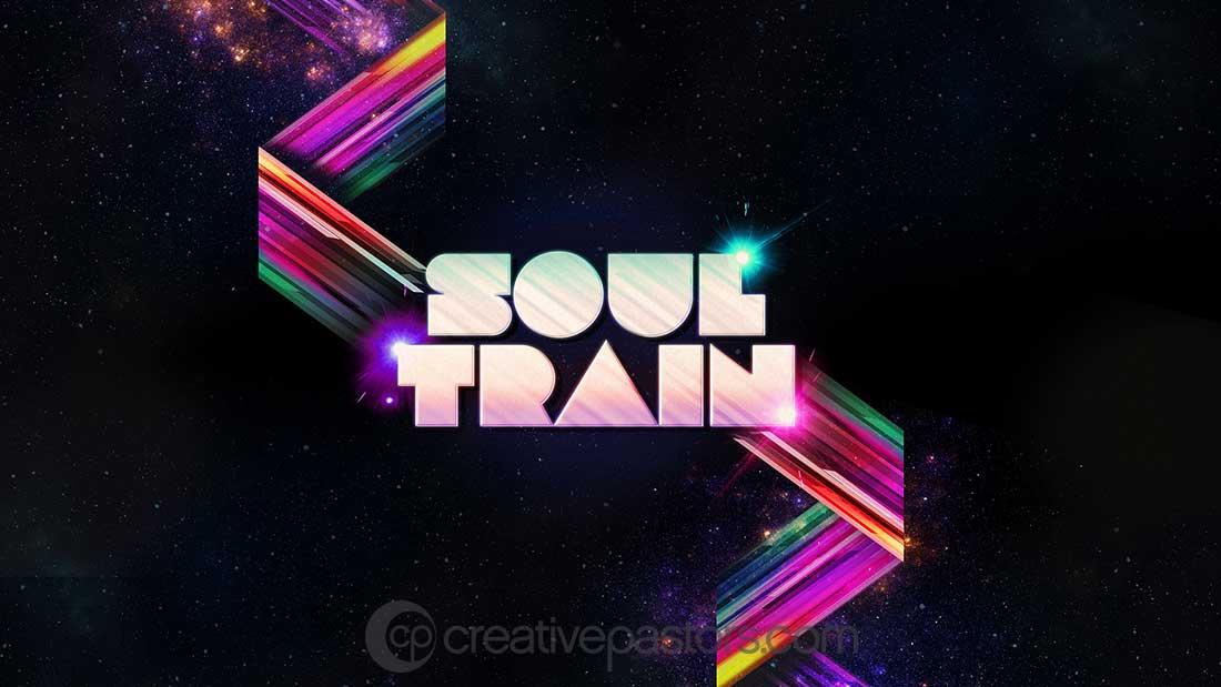 Soul Train Series Graphic Creative Pastors