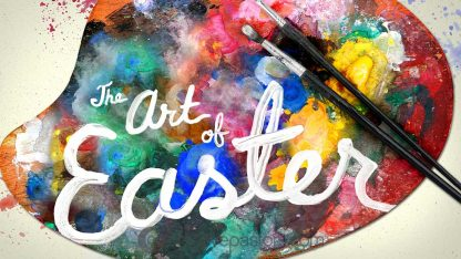 The Art of Easter: Series Graphic