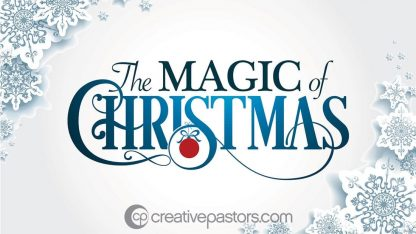 The Magic of Christmas: Series Graphic