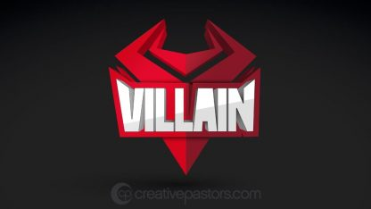 Villain: Series Graphic