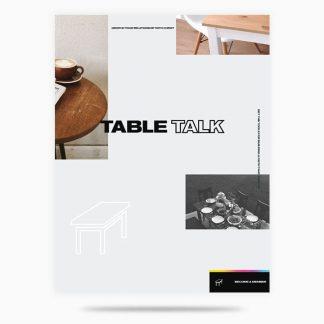 Table Talk Class Kit