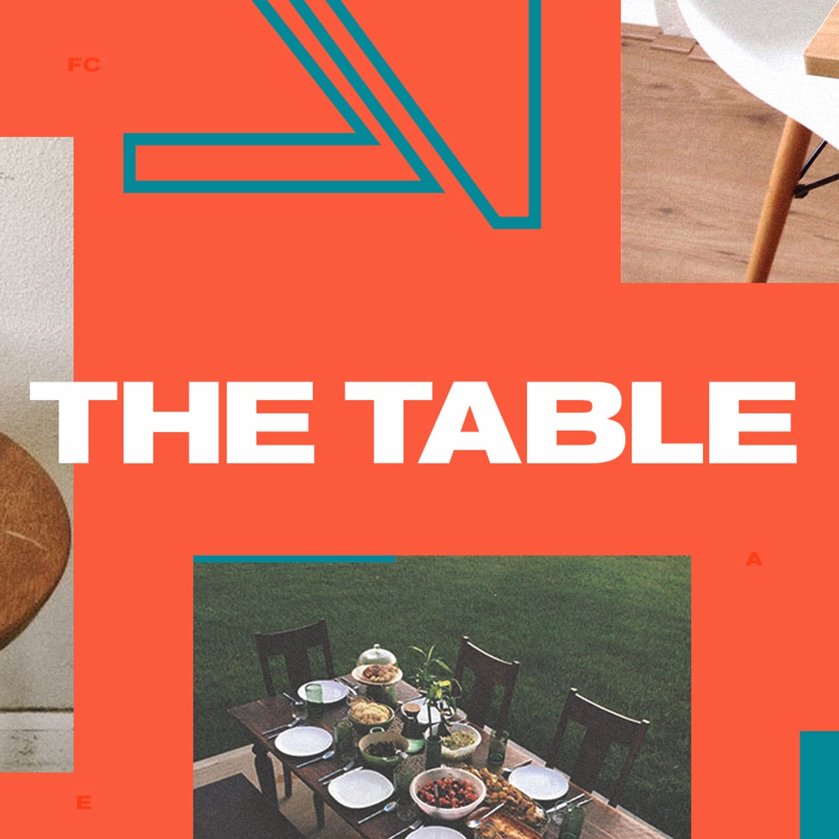 The Table (2017) - Sermon Series