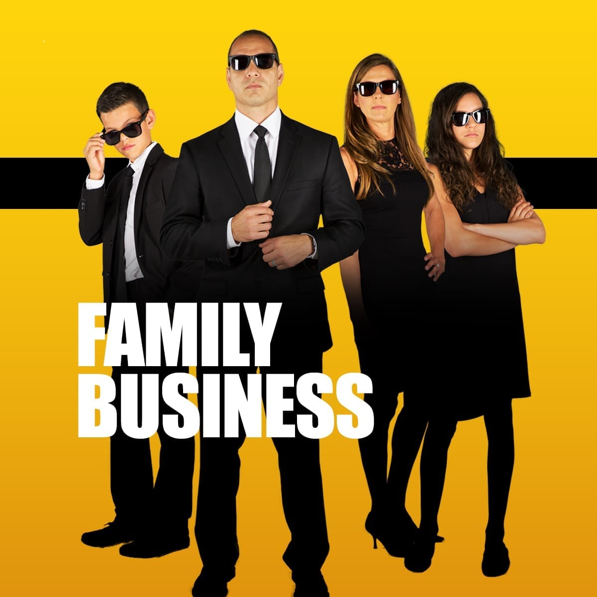 Family Business - Sermon Series on Family