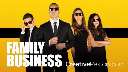 Family Business: Series Graphic