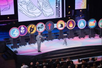 Run Through The Bible: Icon Signs