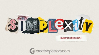 Simplexity: Series Graphic